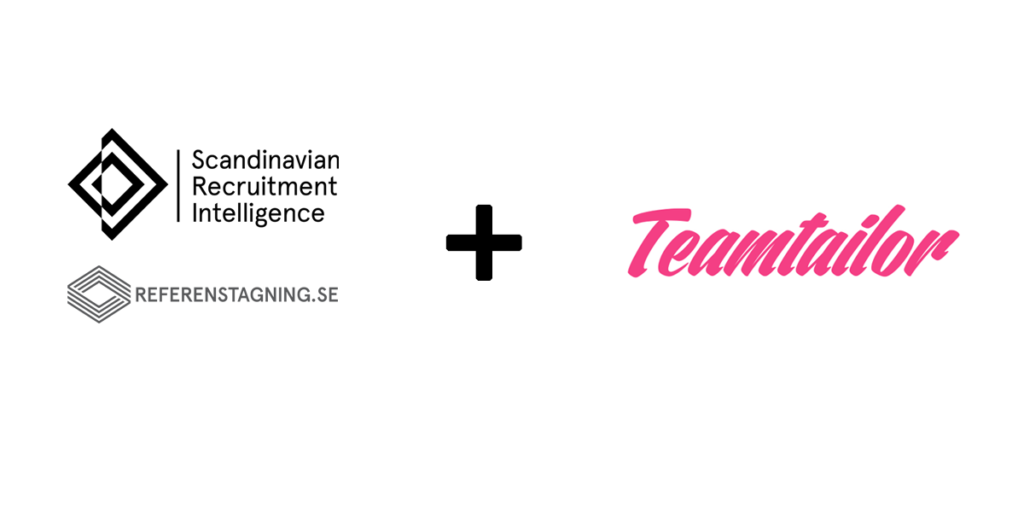 Teamtailor integrerat med Referenstagning.se och SRI