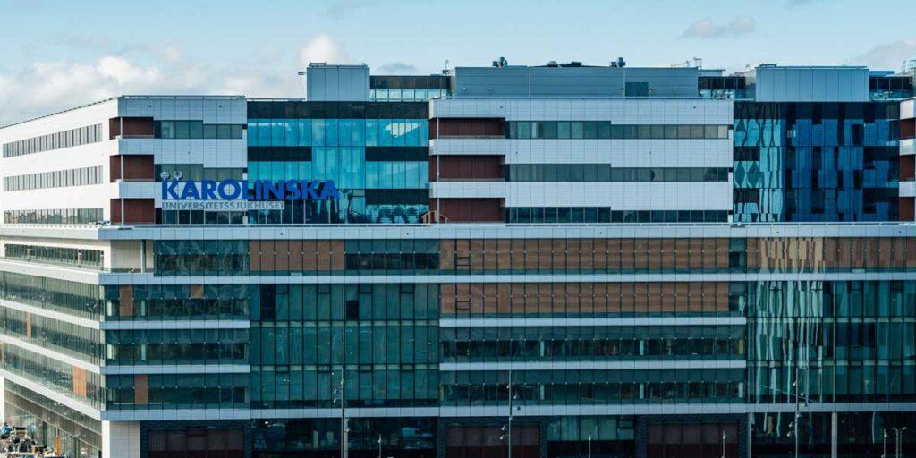 Digital referenstagning underlättar när  Karolinska Universitetssjukhuset rekryterar i krisläge